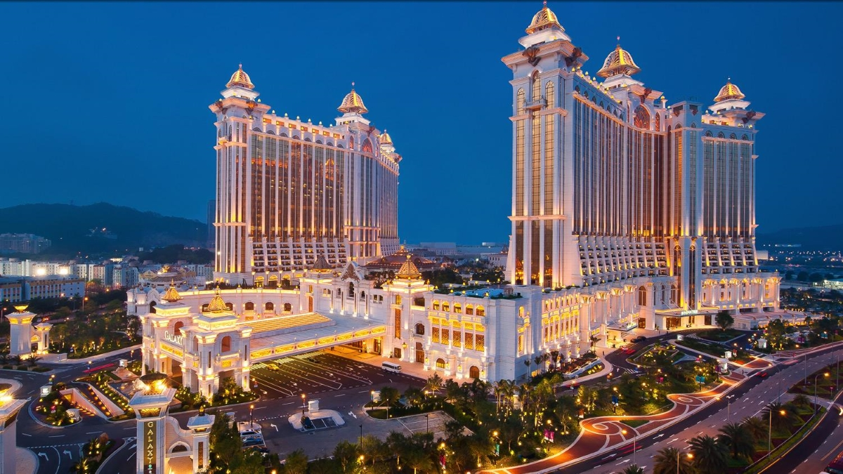Macau hotel booking