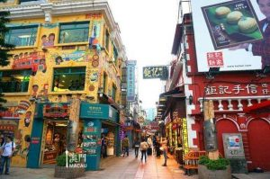Macau travel itinerary